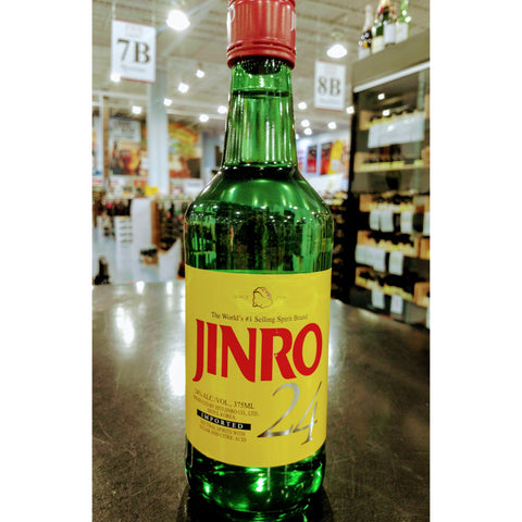 Jinro Soju 375ml