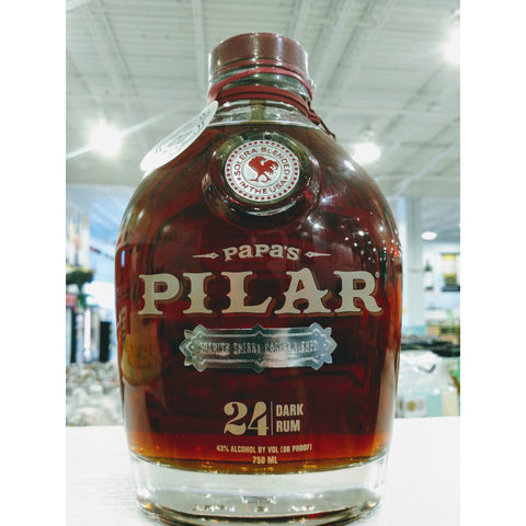Papa's Pilar Spanish Sherry Cask Finished Store Pick Dark Rum