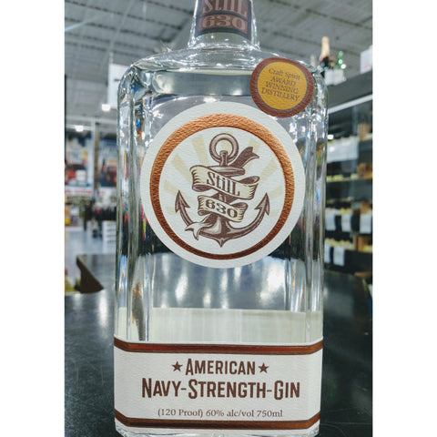 StilL 630 American Navy Strength Gin