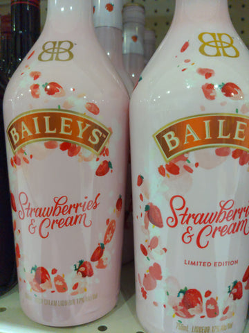 Bailey's Strawberries and Cream