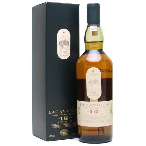 Lagavulin 16 Year Single Malt Scotch Whisky