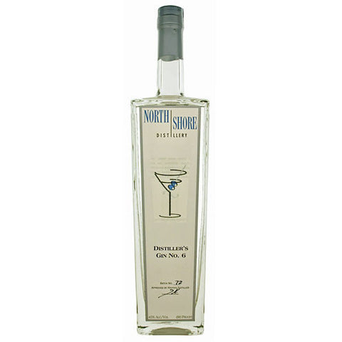 North Shore Gin #6 750ml