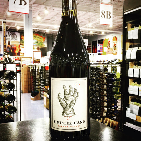 Owen Roe Sinister Hand 2014