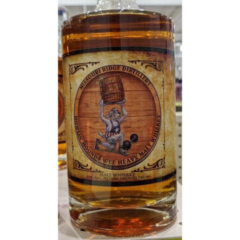 Missouri Ridge Distillery Wee Heavy Malt Whiskey