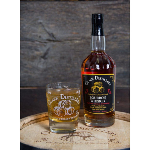 Ozark Distillery Bourbon Whiskey