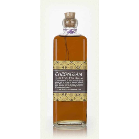 Cheongsam Smokey Mist Tea Liqueur 750ml