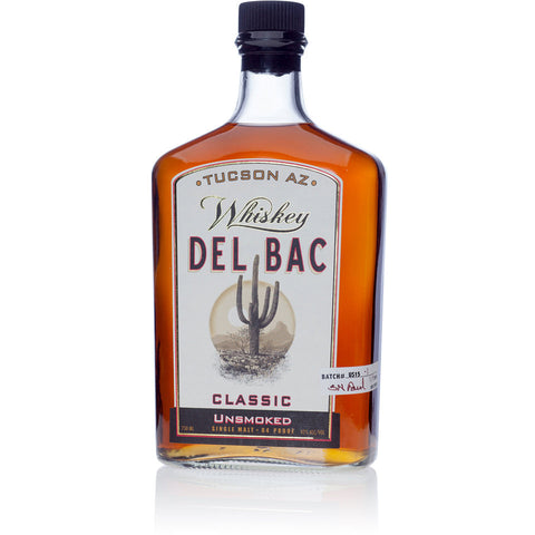 Del Bac Classic Whiskey 750ml