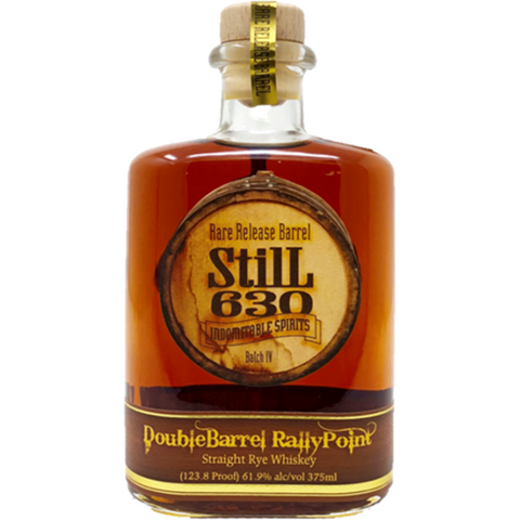 Still 630 Double Barrel Rally Point Rye