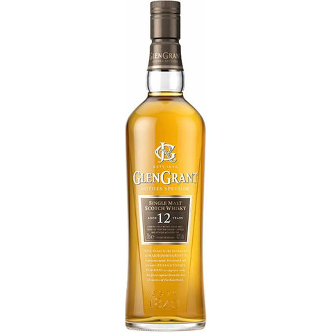 Glen Grant 12 Year Single Malt Scotch Whisky