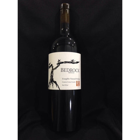 Bedrock Wine Co Evangelho Heritage Wine Proprietary Blend 2014 North Coast, California