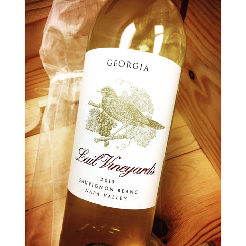 Lail Vineyards Georgia Sauvignon Blanc 2015