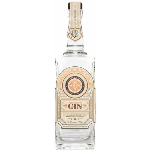 J. Rieger Dry Gin 750ml
