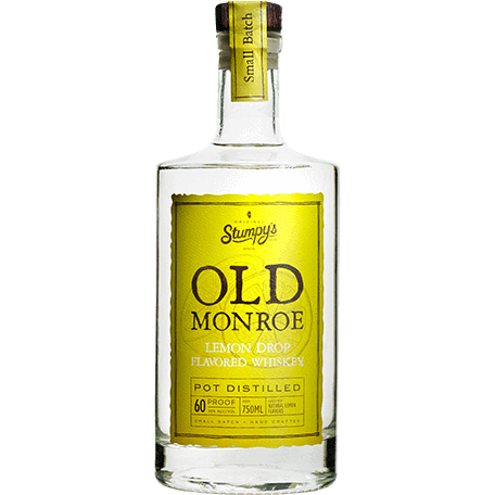 Stumpy's Old Monroe Lemon Drop Flavored Whiskey