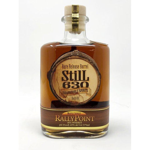 Still 630 Maple Sunset Rye 375ml