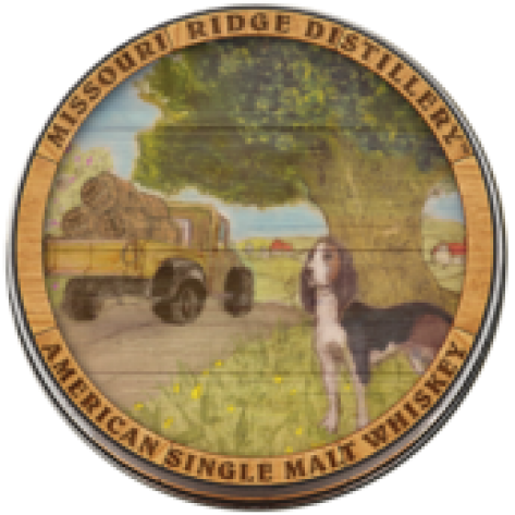 Missouri Ridge Single Malt Whiskey