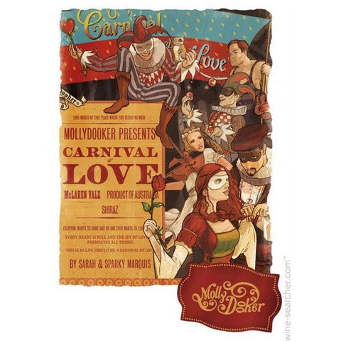 Mollydooker Carnival of Love 2014