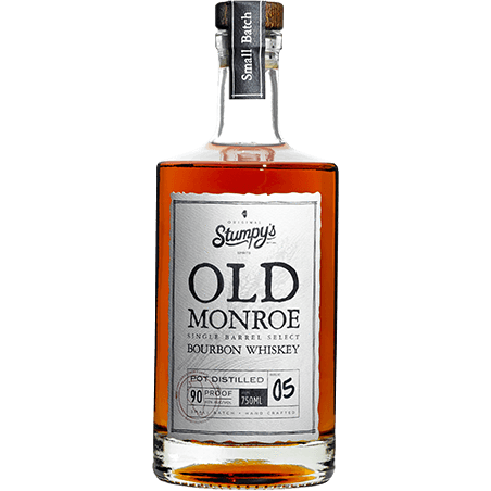 Stumpy's Old Monroe Single Barrel Select Bourbon Whiskey