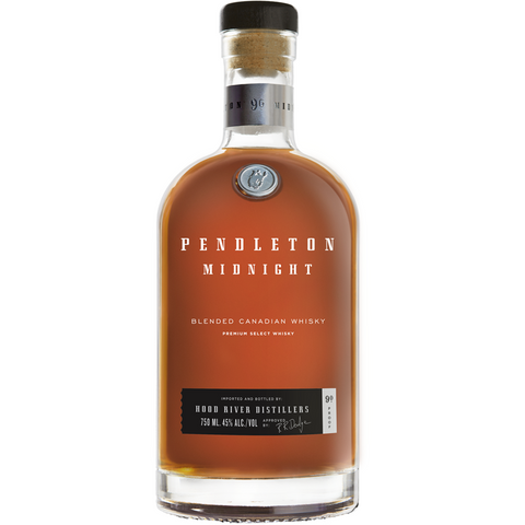 Pendleton Midnight Canadian Whisky 750ml