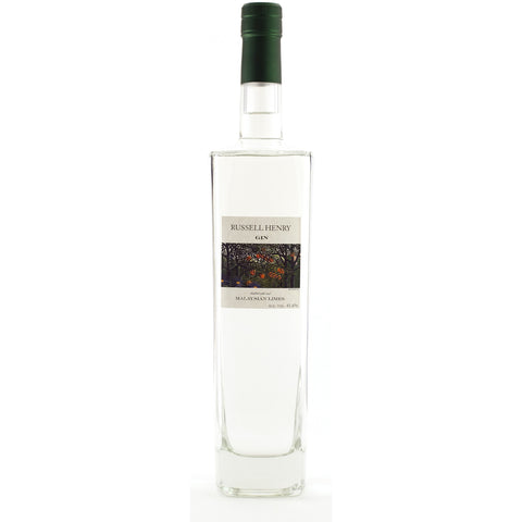 Russell Henry Malaysian Lime Gin 750ml