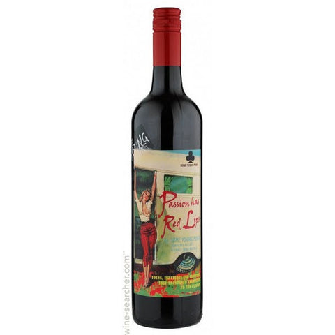 Some Young Punks Passion Has Red Lips Cabernet/Shiraz 2014