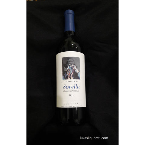 Andrew Will Sorella Red Blend Washington 2011