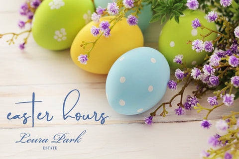 Easter Hours 2020