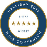 James Halliday Wine Companion 5 Star Winery