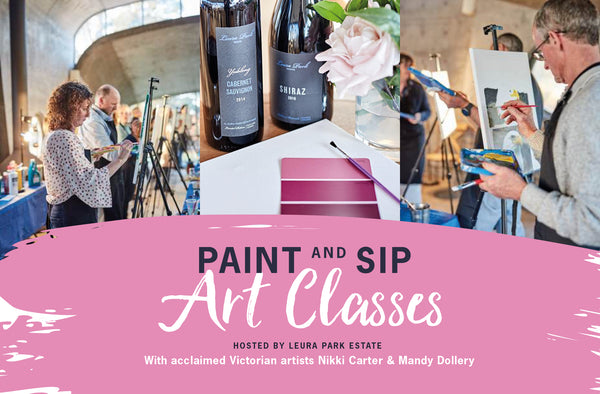 Paint and Sip Art Classes 2021