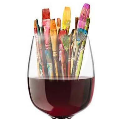Paint & Sip Art Classes at Leura Park Estate