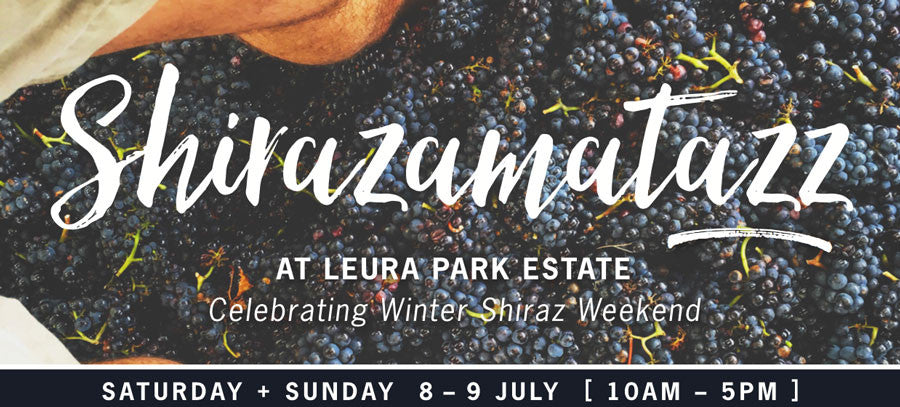 Leura Park Estate Shiraz Weekend. Bellarine Peninsula Winery