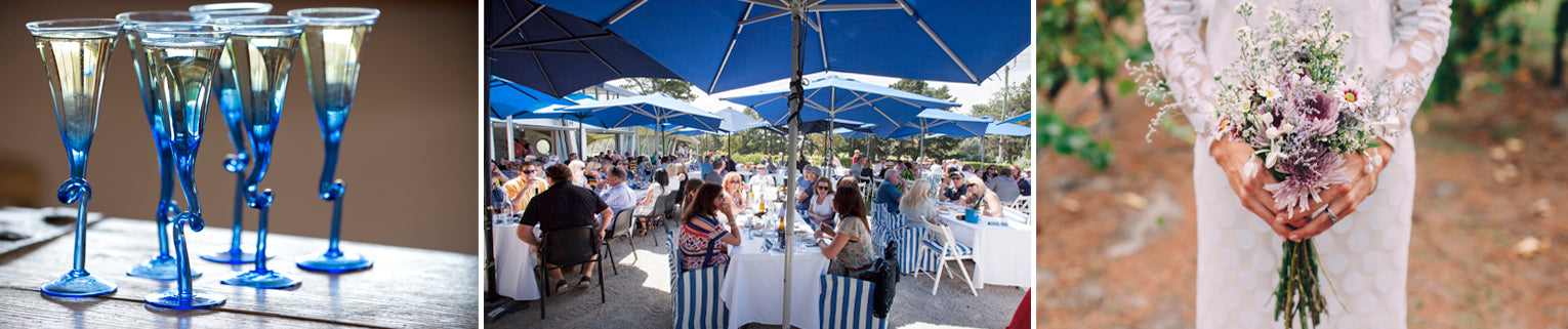 Special Occasions at Leura Park Estate | The Bellarine Vineyard and Winery.