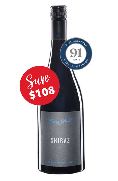 Leura Park Estate Shiraz 2017 (12 bottles)