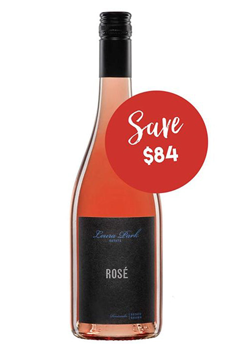 Leura Park Estate Rosé 2018 (12 bottles)