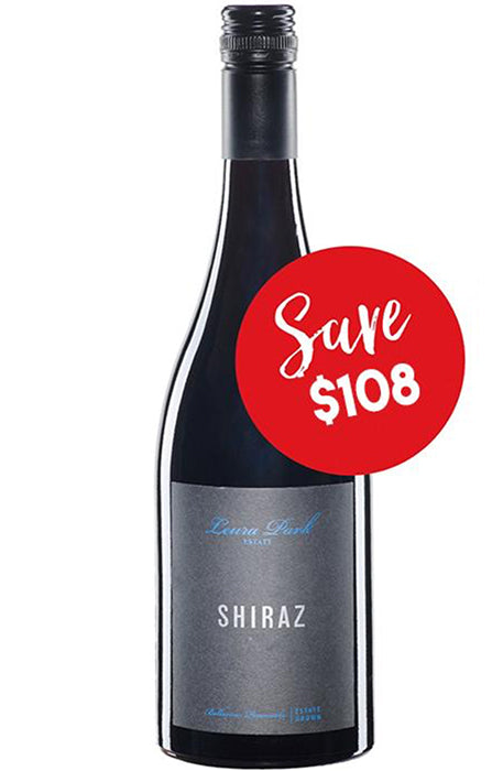 Leura Park Estate Shiraz 2017 *Gold Medal ICCWS* (12 bottles)