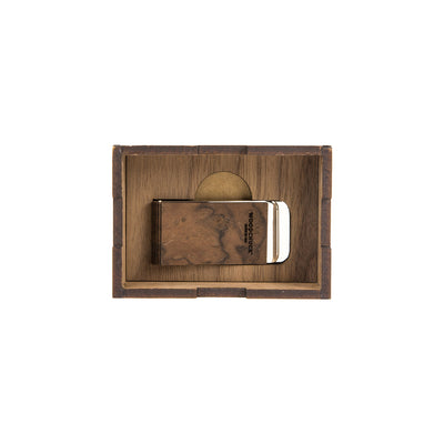 Premium Wood Money Clips