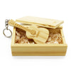 Wooden Keychain Guitar USB flash drive with GIFT BOX [Gift For Guitar Players]