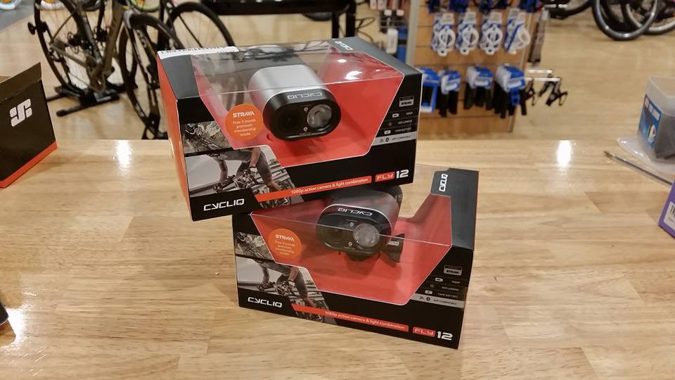 Fly12's now in stock at The Odd Spoke!