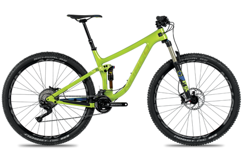 Norco Optic C9.2 Mountain Bike M Green
