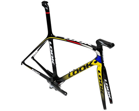 Look 695 Light Pro Team Carbon Road Frameset Medium ***Frameset Only***