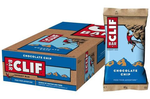 Clif Energy Bar Box 12X