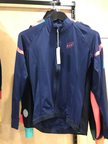Maap Base Winter Long Sleeve Jersey - Navy