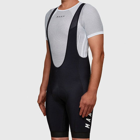 Maap Base Thermal Bib Black