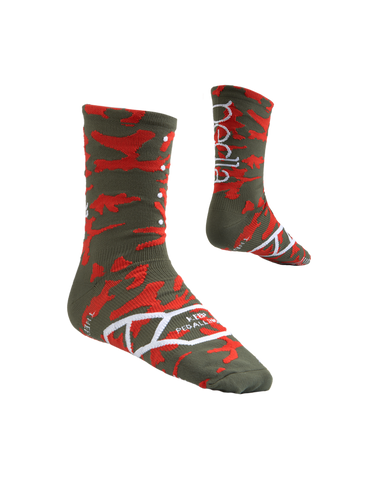 The Pedla Spinners / RideCAMO Socks