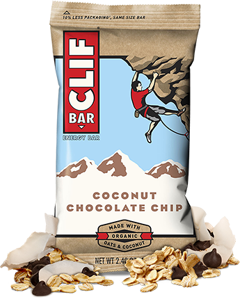 Clif Energy Bar with 5 Tastes