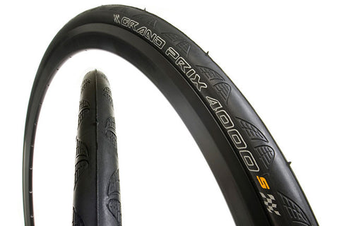 Continental Grand Prix GP4000S II Folding Road Tyre 700x23C