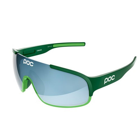 Crave Sunglasses - Molybdenite Green
