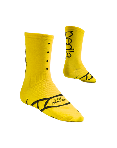 The Pedla Spinners / Yellow Socks