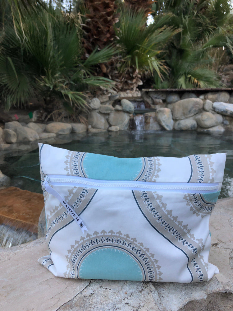 Palm Springs in Oasis Wet Bag