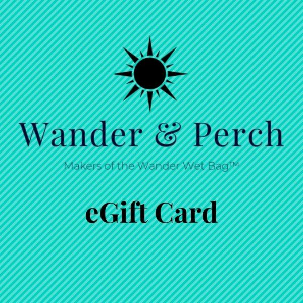 Wander & Perch eGift Card