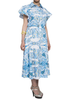 Shirt Dress with Full Skirt - 60% off